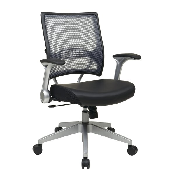 AirGrid Mid-Back Mesh Desk Chair by Office Star Products