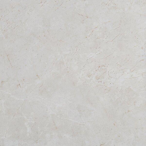 Florentine 12 x 12 Porcelain Field Tile in Argento by Daltile