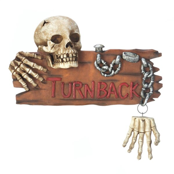 Skeleton Door Knocker by Zingz & Thingz