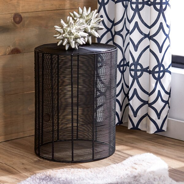 Callias End Table by Mercury Row