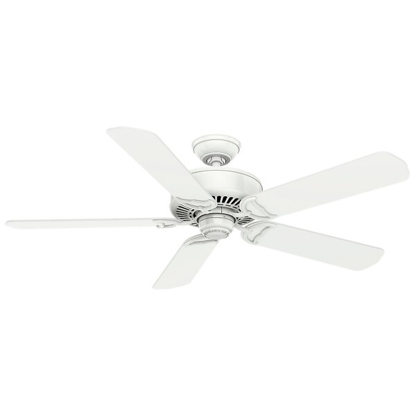 54 Panama 5-Blade Ceiling Fan with Wall Control by Casablanca Fan