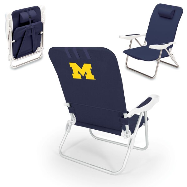 NCAA Monaco Reclining Beach Chair by ONIVA ONIVA™
