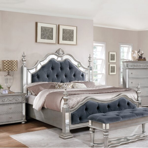 Ariyah Standard 5 Piece Bedroom Set by Rosdorf Park