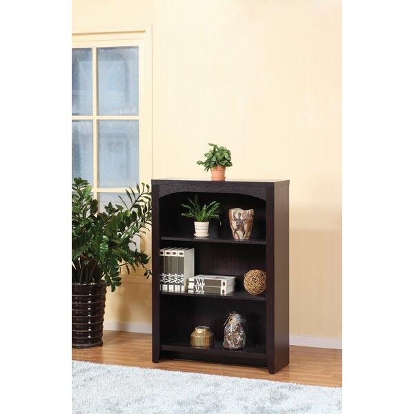Imogene 3 Tier Standerd Bookcase By Red Barrel Studio