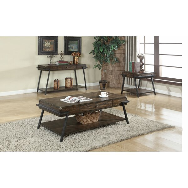 Bencomo 2 Piece Coffee Table Set