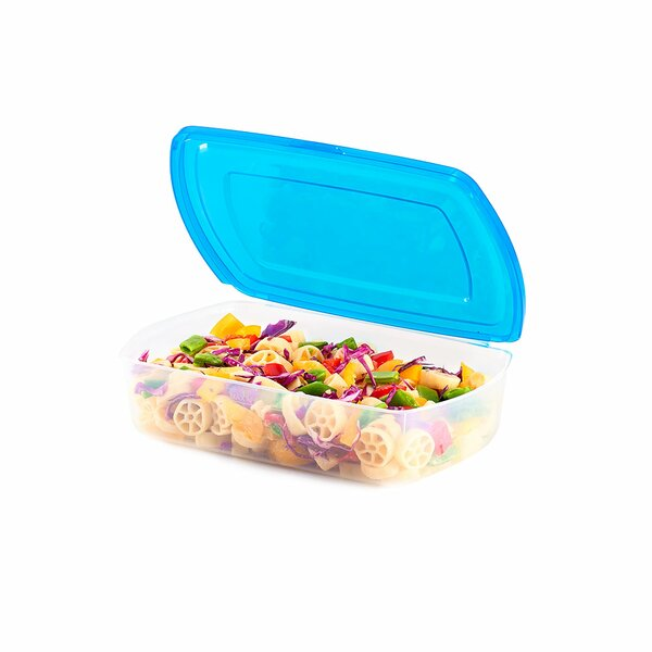 Deluxe 48 Oz. Food Storage Container by Mr. Lid
