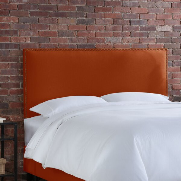 Doleman Upholstered Panel Headboard by Willa Arlo Interiors Willa Arlo Interiors