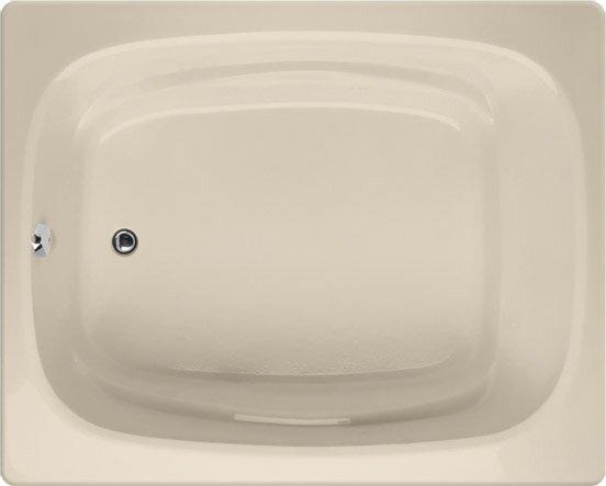 Designer Alexis 60 x 48 Soaking Bathtub by Hydro Systems