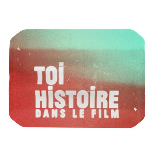 Toi Histoire Placemat by KESS InHouse