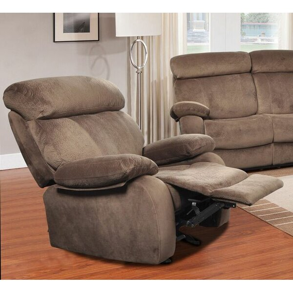 Walden Manual Recliner by Beverly Fine Furniture