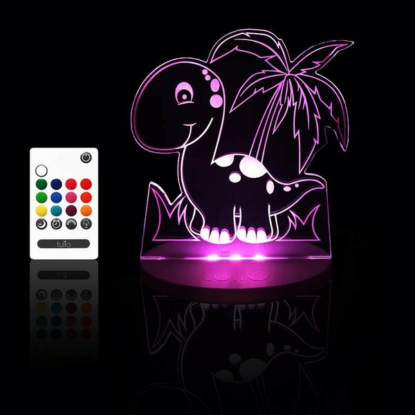 Dino Night Light by Tulio Dream Lights