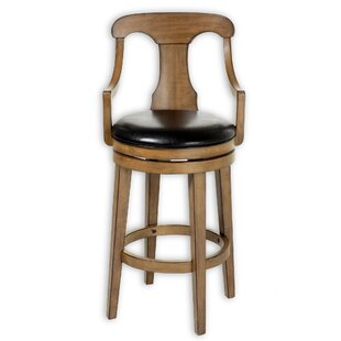 Best Reviews Chiana 26 Swivel Bar Stool by Darby Home Co