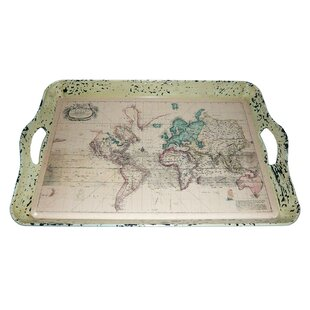 Inspiration Tray (Set of 2) by Screen Gems