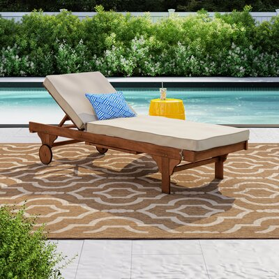 Wood Outdoor Chaise Amp Lounge Chairs Sale Up To 60 Off