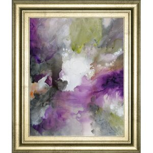 'Cosmic III' by Douglas Framed Painting Print by Classy Art Wholesalers