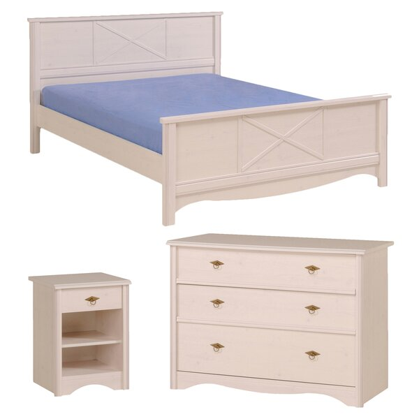 Marion Platform Configurable Bedroom Set by Parisot
