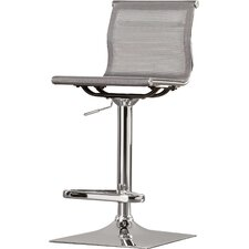 emmaline adjustable height swivel bar stool