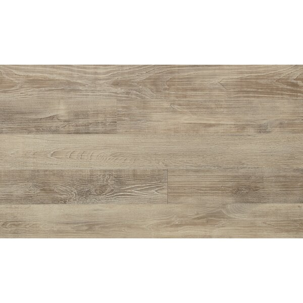 Elevae 6 x 54.34 x 12 mm Chestnut Laminate Flooring in Boathouse by Quick-Step