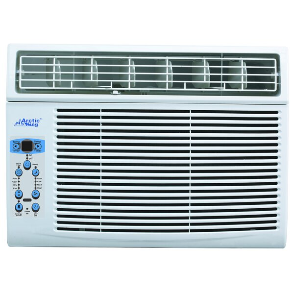 12,000 BTU Window Air Conditioner with Remote by Arctic King