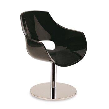 Opal-M Swivel Barrel Chair by Papatya