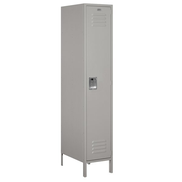 1 Tier 1 Wide School Locker by Salsbury Industries