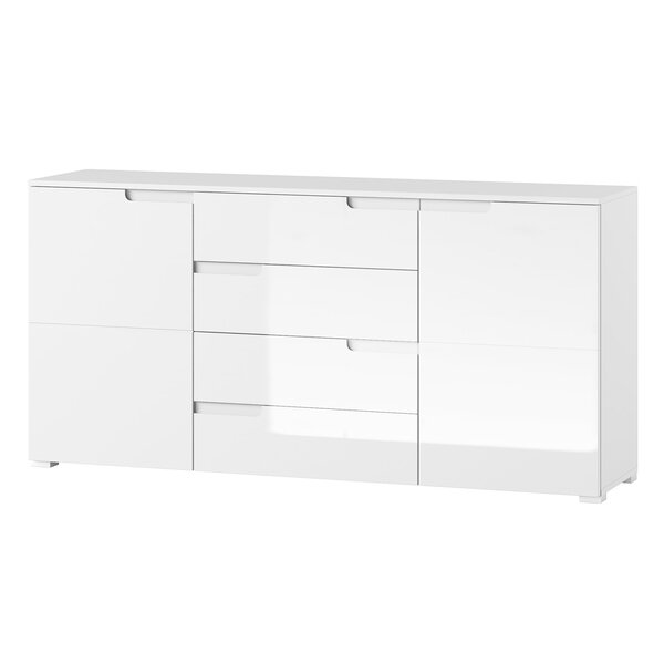 Socorro 4 Drawer Combo Dresser by Orren Ellis