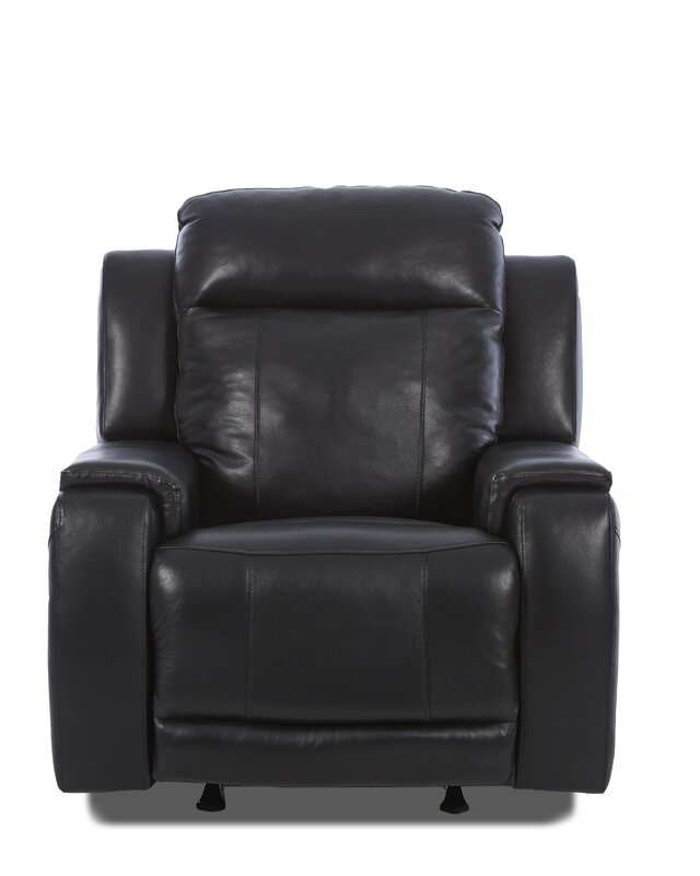 Biali Recliner with Foam Seat Cushion