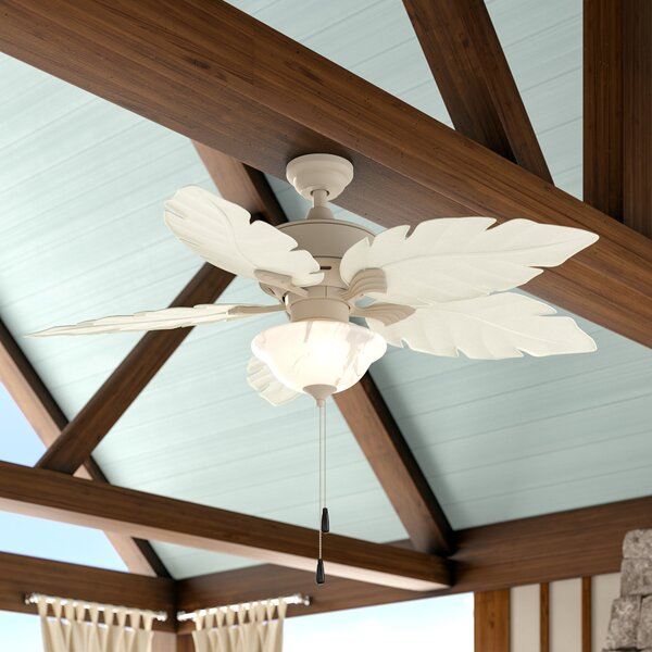 21 Outdoor Ceiling Fan Blade Set (Set of 5) by Bay Isle Home