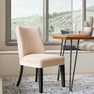 Winschoten Upholstered Dining Chair (Set of 2)