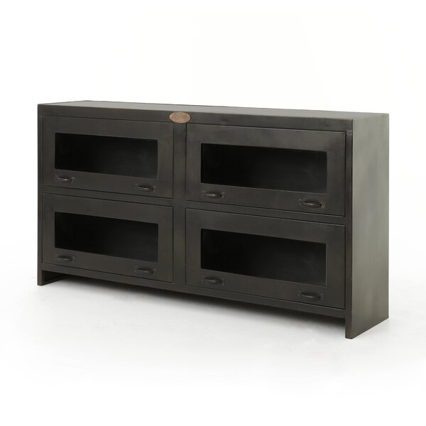 Industrial TV Stand for TVs up to 75