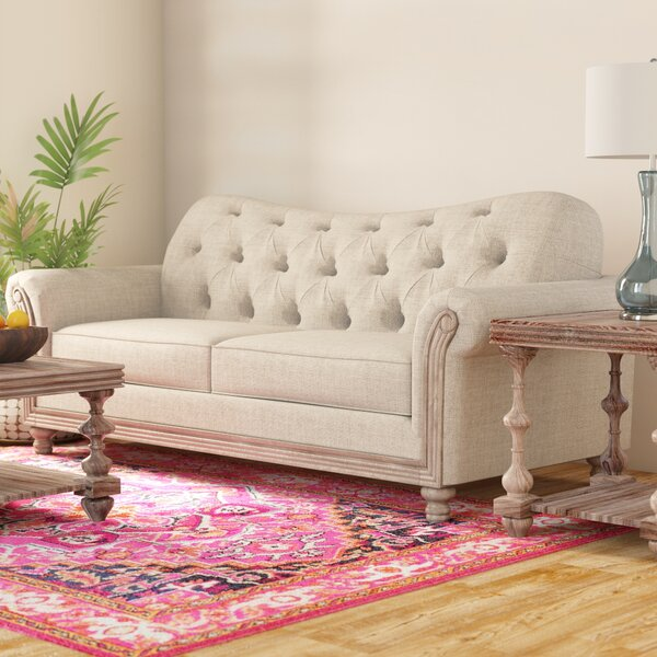 New Collection Trivette Sofa by Lark Manor by Lark Manor