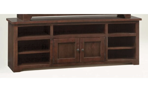 Johnathan Solid Wood TV Stand For TVs Up To 78