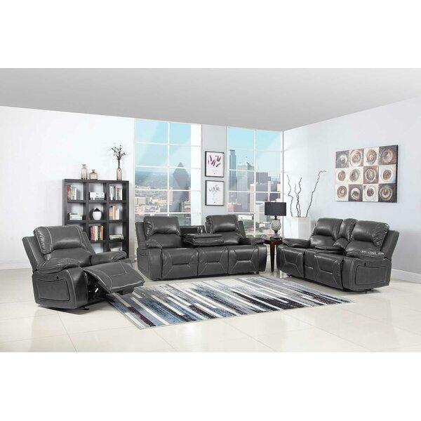 c8aafda14f1 Need Trower Reclining 3 Piece Living Room Set By Red Barrel Studio Sale