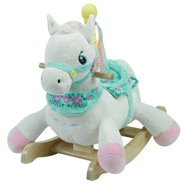 Carousel Rocking Horse by Rockabye