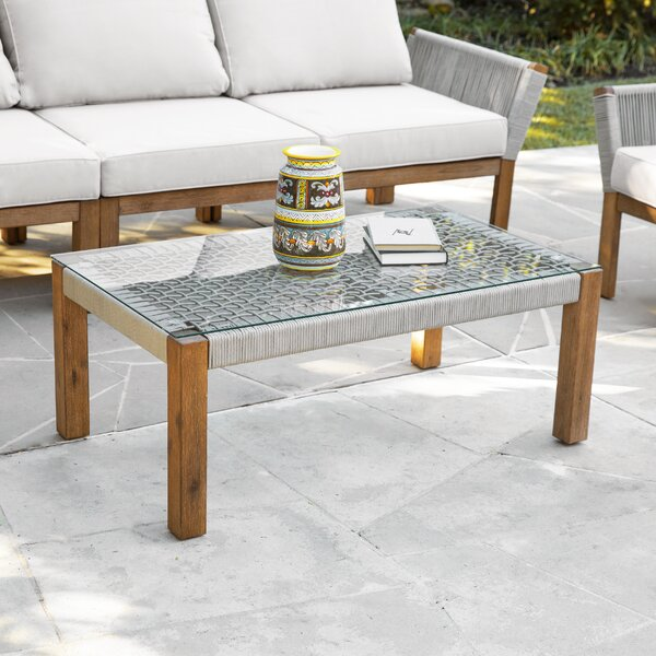 Brendina Coffee Table by Highland Dunes
