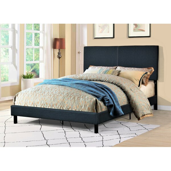 Shunk Standard Upholstered Standard Bed by Canora Grey