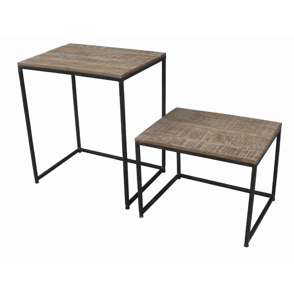 Scottsburg 3 Legs Nesting Tables Set By Williston Forge