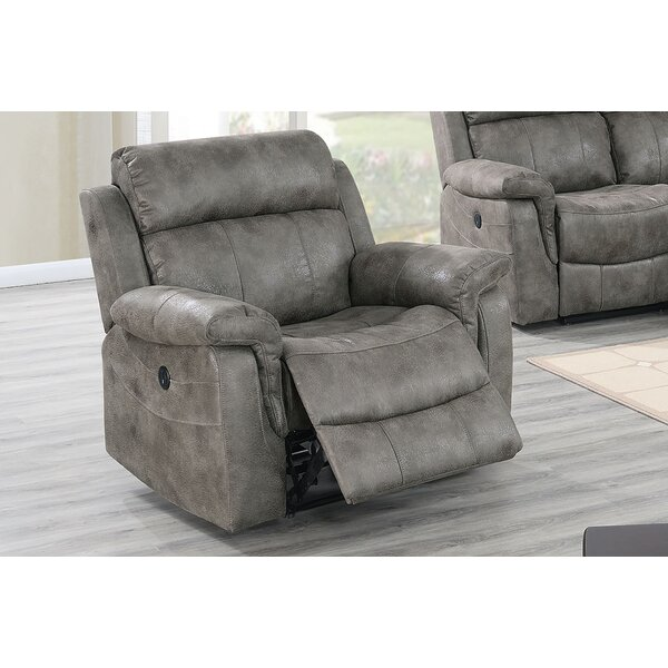 Longbridge Power Recliner By Red Barrel Studio