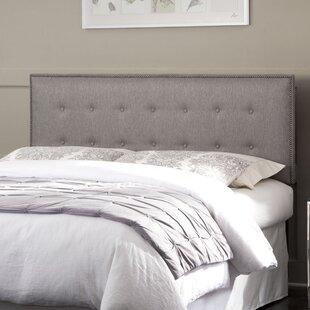 Ziaa Upholstered Panel Headboard by Darby Home Co