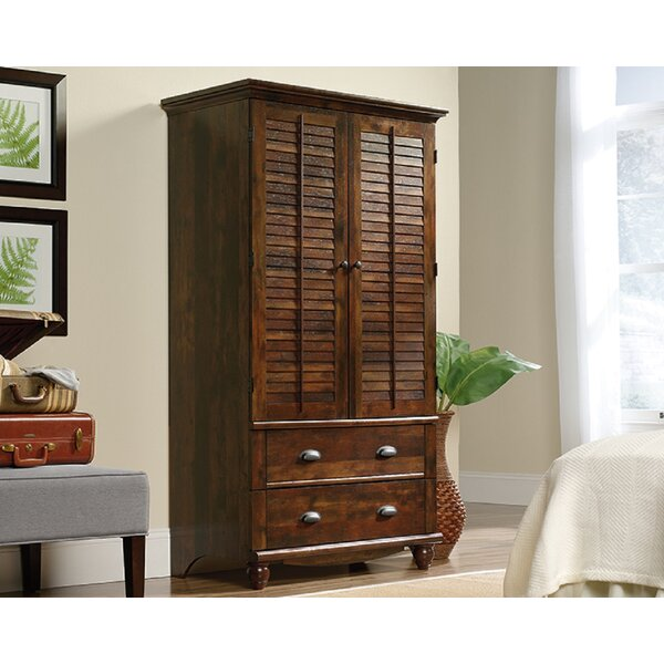 Haverhill Armoire By Canora Grey by Canora Grey Great Reviews