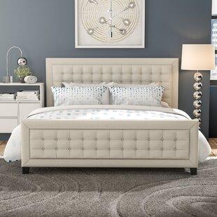 Woodside Upholstered Platform Bed