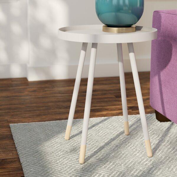 Acevedo Tray Table by Mercury Row