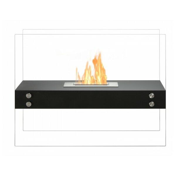 Santorella Ethanol Fireplace By Orren Ellis