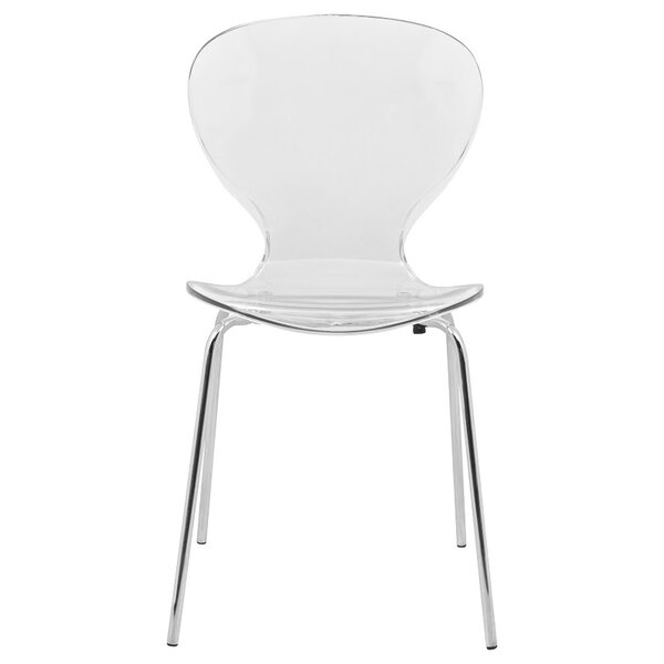 Oyster Side Chair by LeisureMod