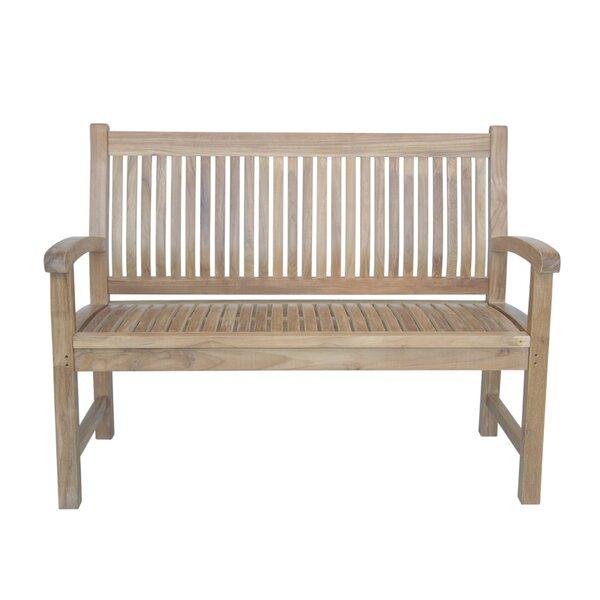 Bowker Teak Garden Bench by Freeport Park Freeport Park