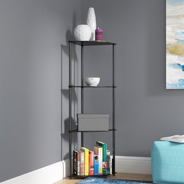 Beckett Corner Bookcase By Ebern Designs