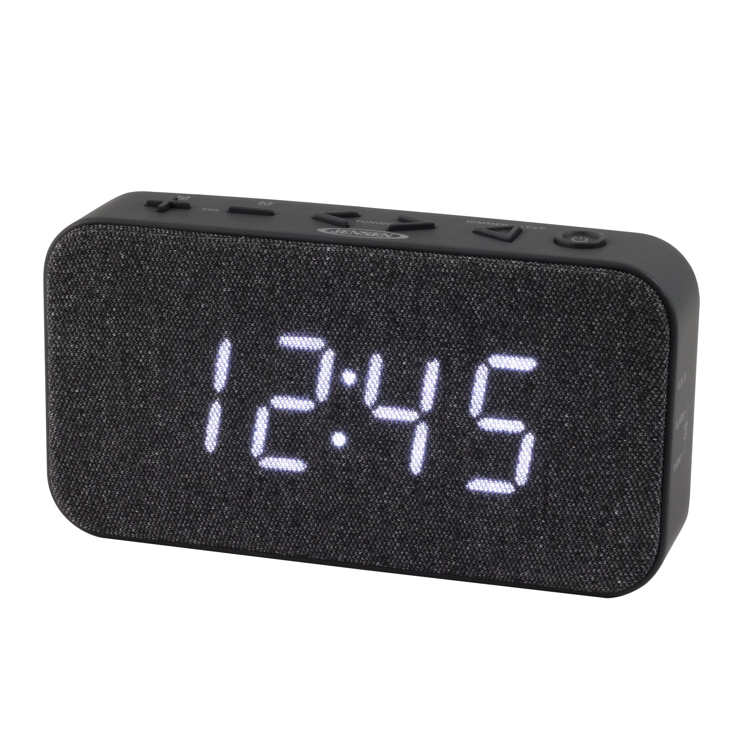 Best clock radio for bedroom