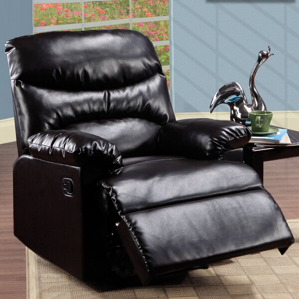 Chaise Manual Recliner by ACME Furniture