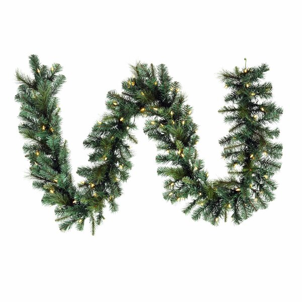 Brussels Mixed Indoor Pine Garland by The Holiday Aisle
