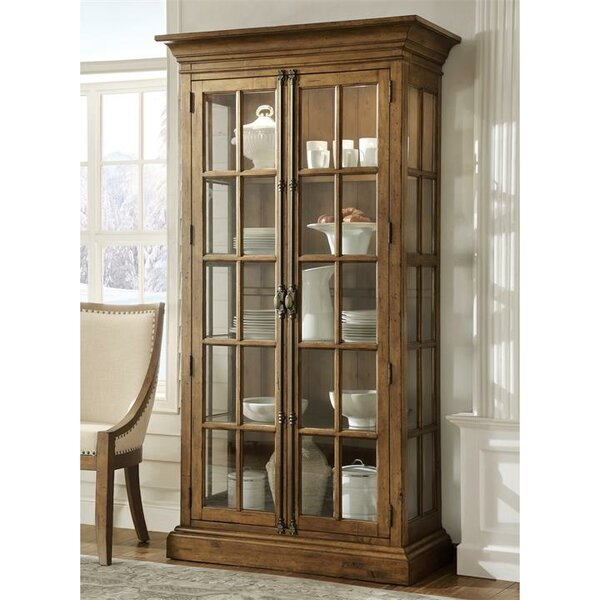 Woosley Curio Cabinet by Gracie Oaks
